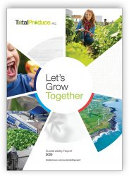 Total Produce Sustainability Report 2020 Cover